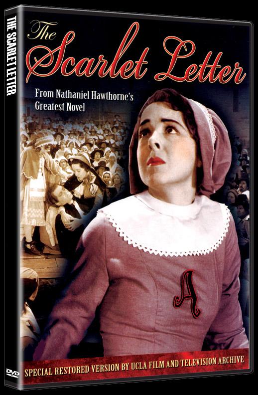the scarlet letter film