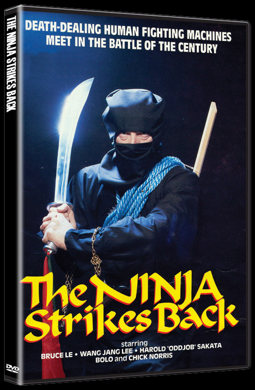 victor wong ninja movie